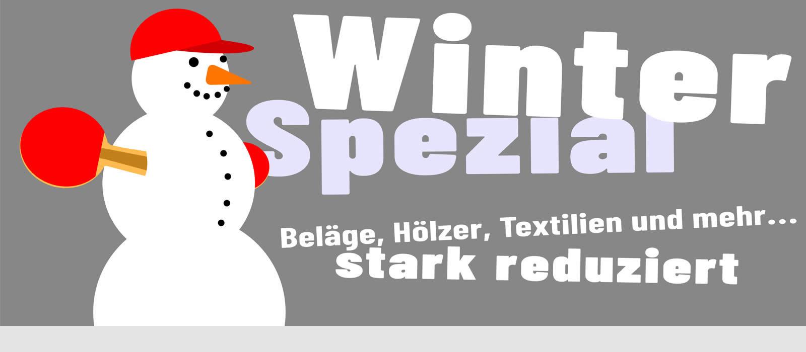 Winter Spezial
