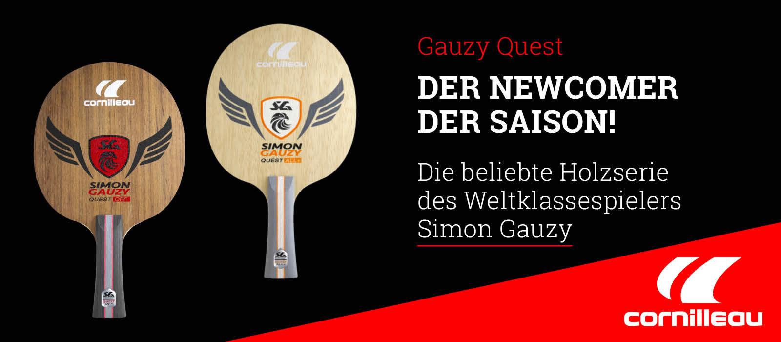 Cornilleau - Gauzy Tischtennishölzer