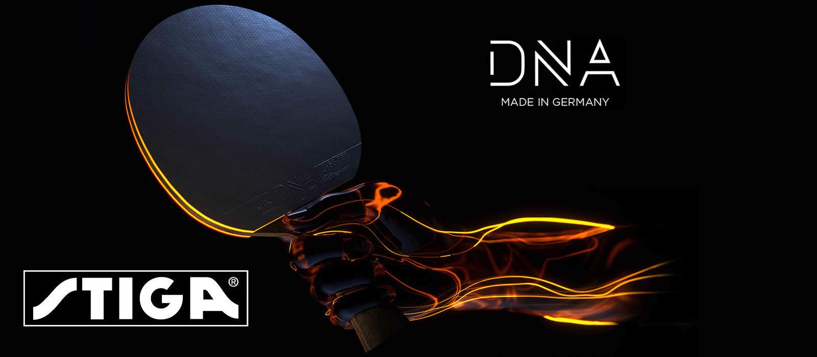 Stiga DNA-Beläge